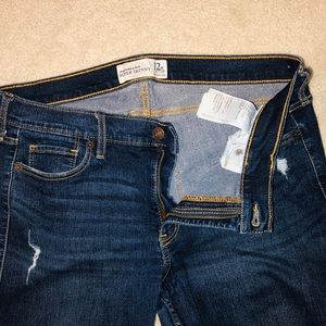 Abercrombie& Fitch Jeans Super Skinny